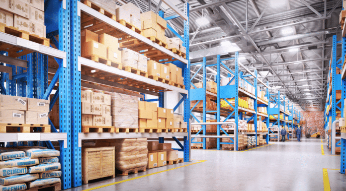 RFID Improves Warehouse Operations and Efficiency